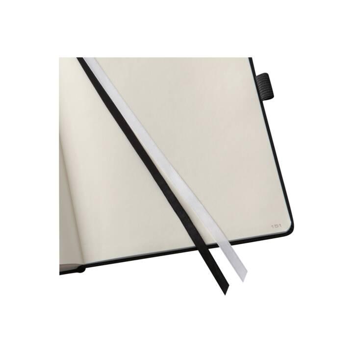 SIGEL CO110 A4 A4 194 feuilles cahier noir