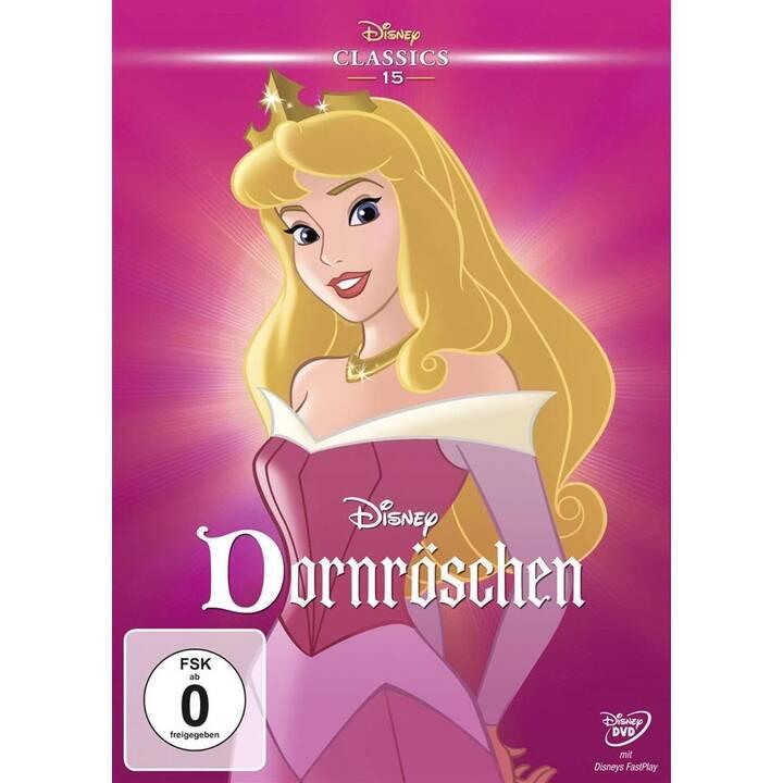 Dornröschen (DE, EN, IT, HR)