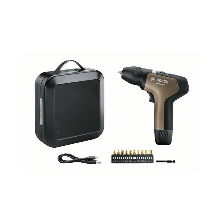BOSCH Trapano a batteria YOUseries Drill Set (4 Ah, 3.6 V)