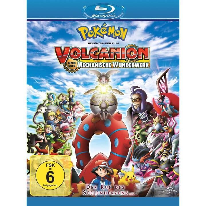 Pokémon - Der Film - Volcanion und das mechanische Wunderwerk (DE, EN)