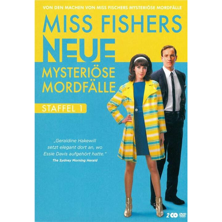 Miss Fishers neue mysteriöse Mordfälle (DE, EN)