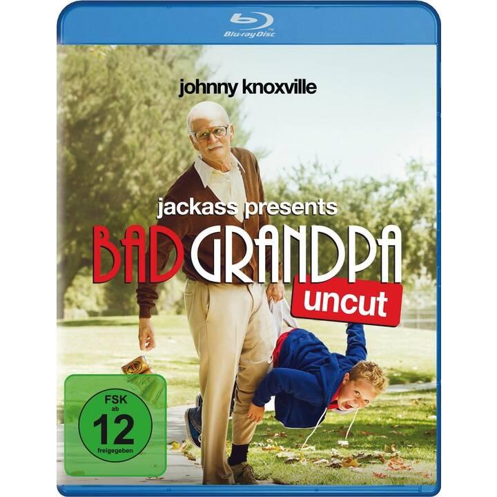 Bad Grandpa (ES, IT, DE, EN, FR)