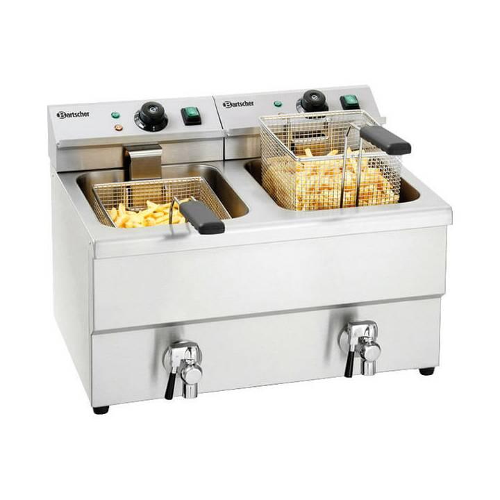 BARTSCHER Fritteuse Friteuse à air chaud (16 l)
