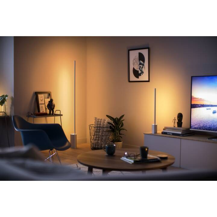 PHILIPS Lampada a stelo Hue Signe White & Color Ambiance BT (1490 mm)