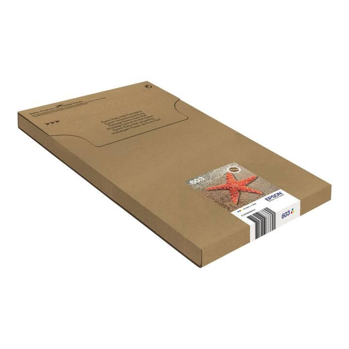 EPSON 603 EasyMail (Giallo, Ciano, Magenta, 3 pezzo)