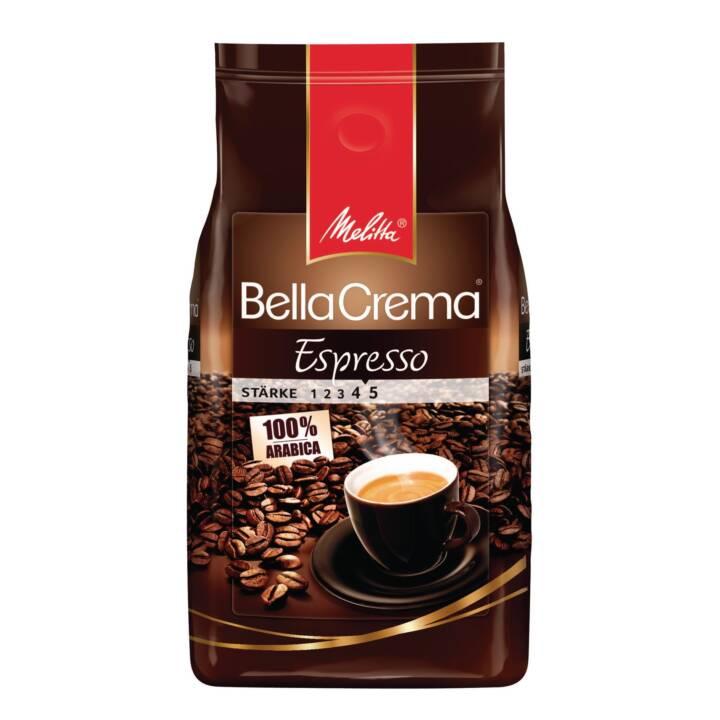 MELITTA Grains de café Bella Crema (1 pièce)
