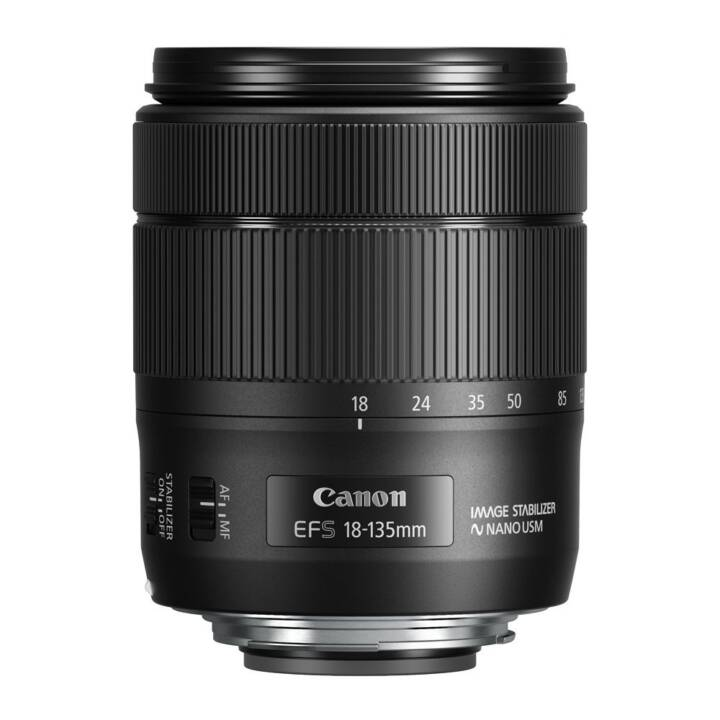 CANON EF-S 18 - 135 mm f/3,5 - 5,6 IS USM