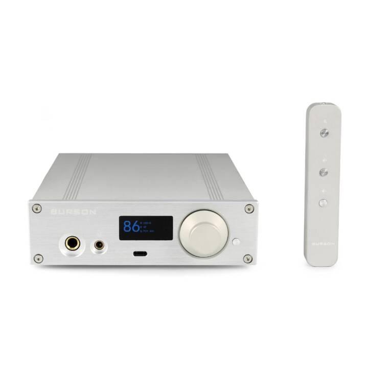BURSON AUDIO Playmate Everest V6 Amplificateurs et répartiteurs (Argent)