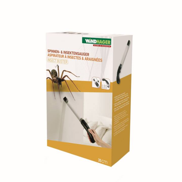 WINDHAGER Briseur d'insectes trayeurs d'insectes WINDHAGER