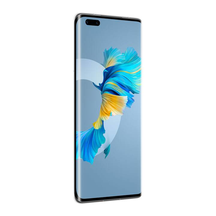 """HUAWEI Mate 40 Pro (256 GB, 6.7"""", 50 MP, Argent)"""