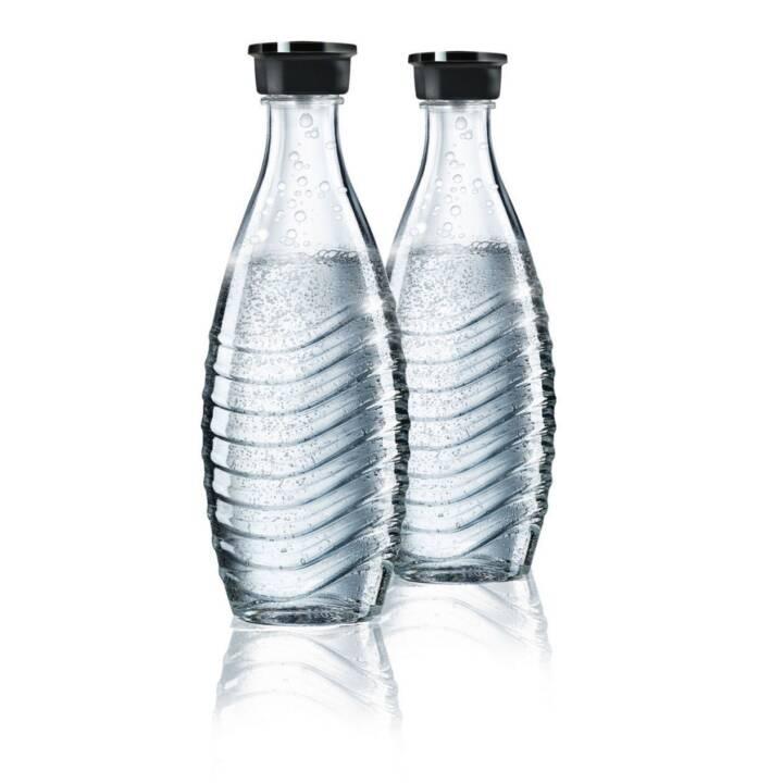 SODASTREAM Glaskaraffe Duo (615 ml, 2 Stück)