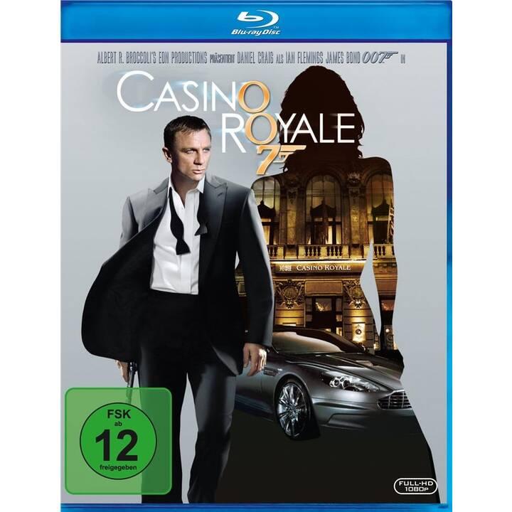 James Bond: Casino Royale (DE, EN)