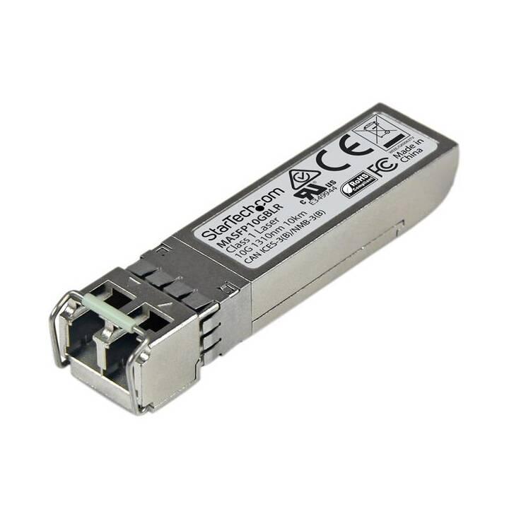 STARTECH.COM SFP+ Modul Transceiver (10 GB/s, Singlemode)