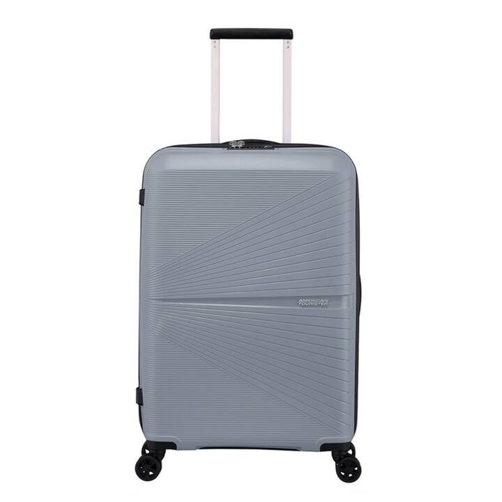AMERICAN TOURISTER Airconic Spinner Coque dure (67 l, Gris clair)