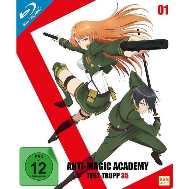 Anti Magic Academy - Test Trupp 35 - Vol. 1 (JA, DE)