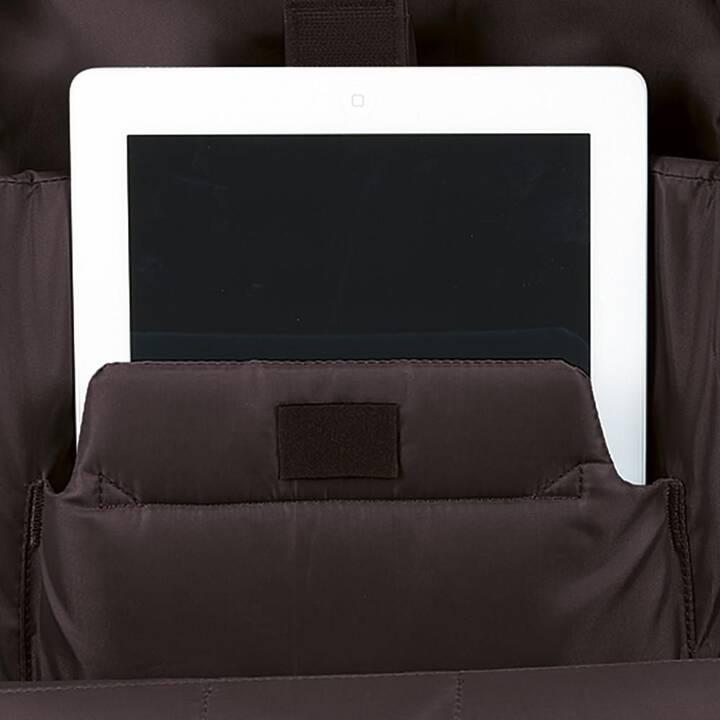 """GABOL Shadow Messenger Bag (15.6"""", Dunkelbraun)"""
