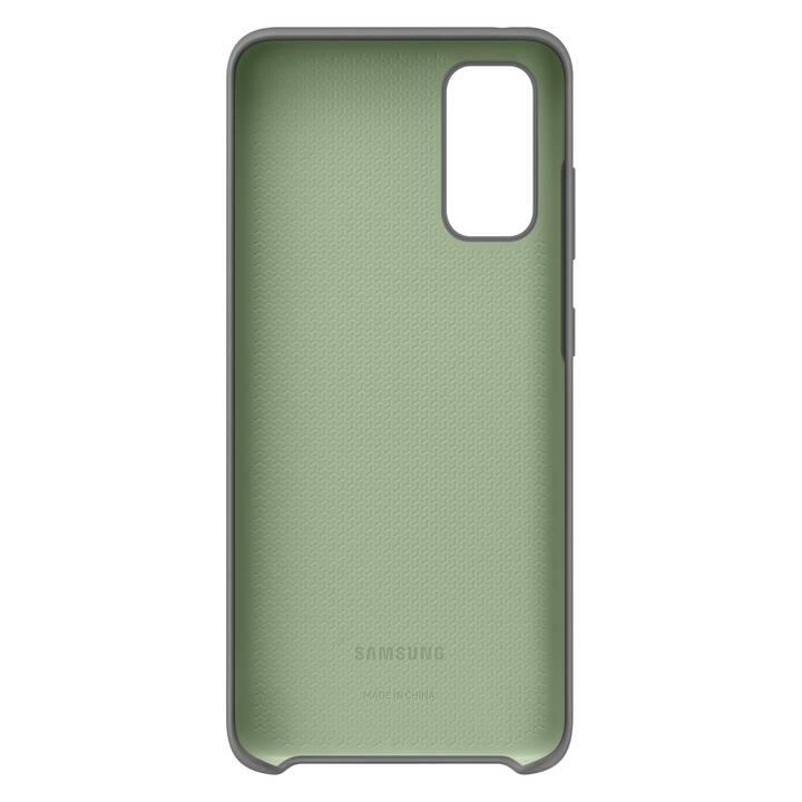 SAMSUNG Backcover Hard Cover (Galaxy S20, Grigio)