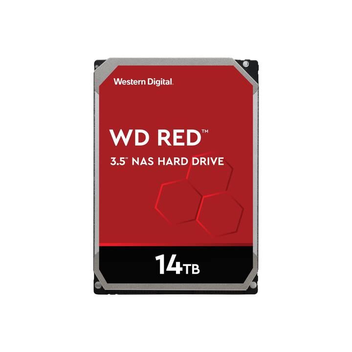 WESTERN DIGITAL WD Red Plus (SATA, 14 TB)