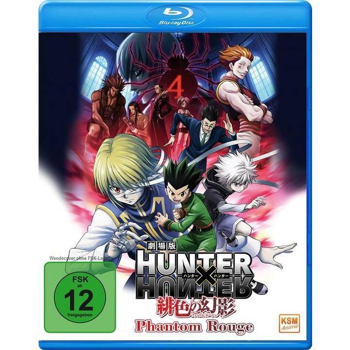 Hunter X Hunter - Phantom Rouge (JA, DE)