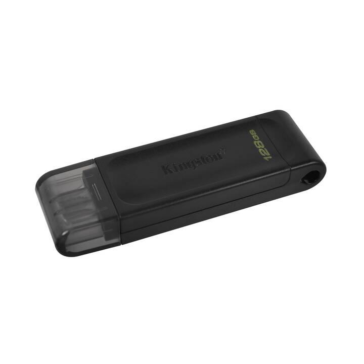 KINGSTON TECHNOLOGY DT70 (128 GB, USB 3.1 Typ-C)