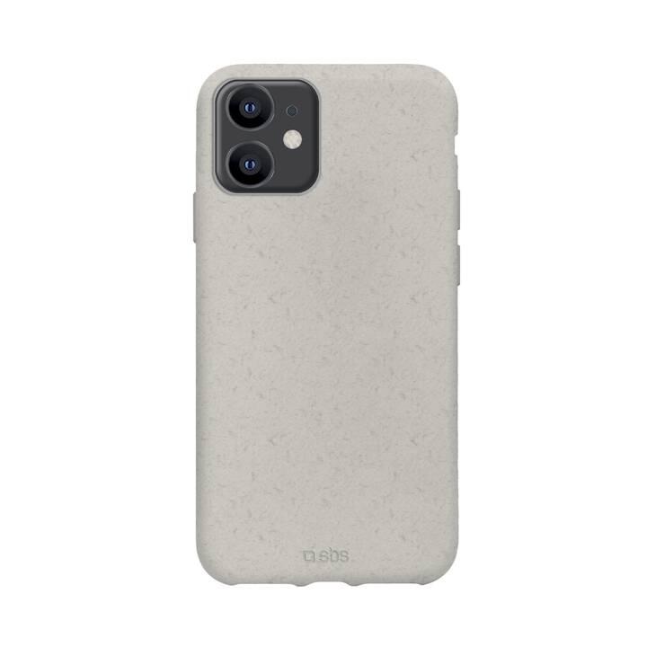SBS Backcover Eco (iPhone 12, iPhone 12 Pro, Grigio)