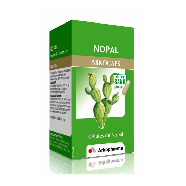 ARKOPHARMA Arcocaps Nopal (45 Stück)