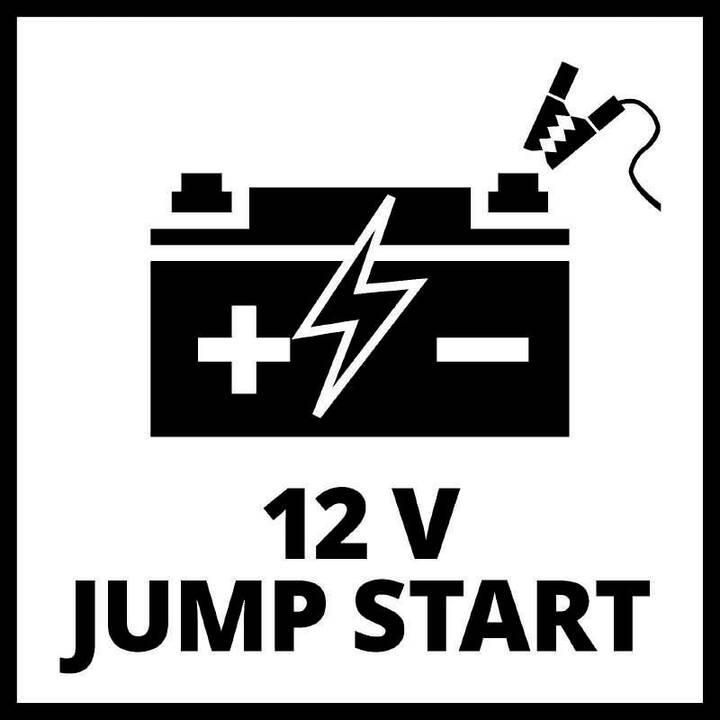 Einhell Starterbooster CE-JS 8 12V/ 200A