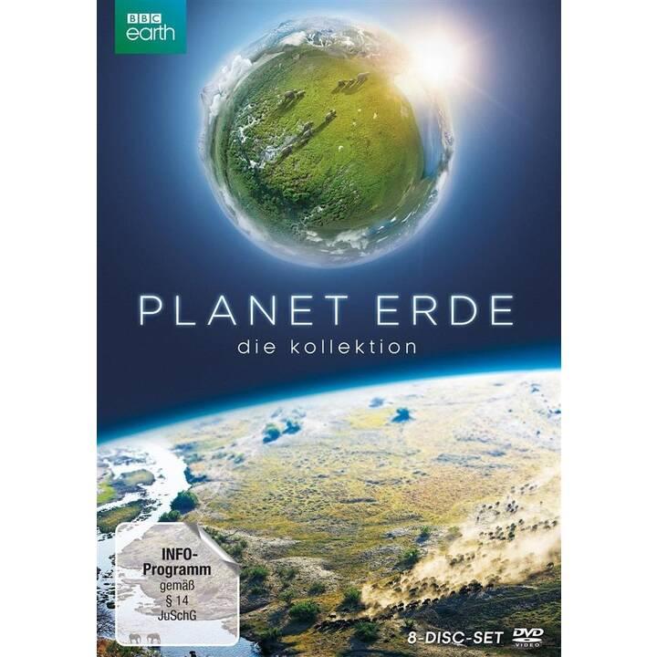 Planet Erde & Planet Erde II (DE, EN)