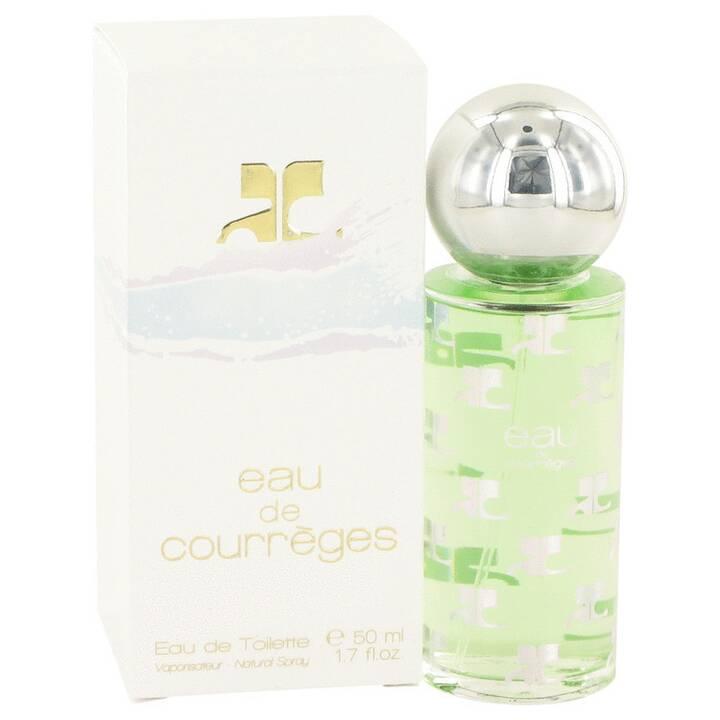 COURREGES Eau de Courreges (50 ml, Eau de Toilette)