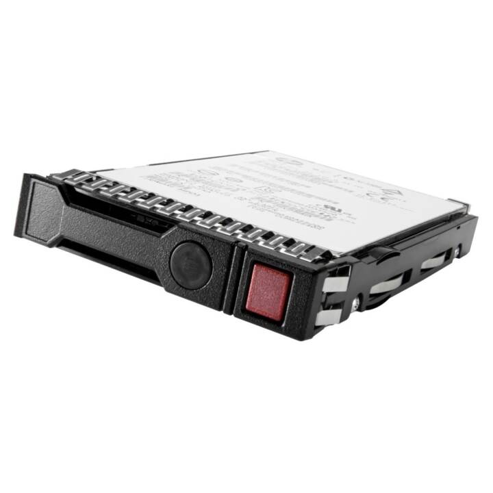 HP 857648-B21 (SATA-III, 10 TB, Argento, Nero)