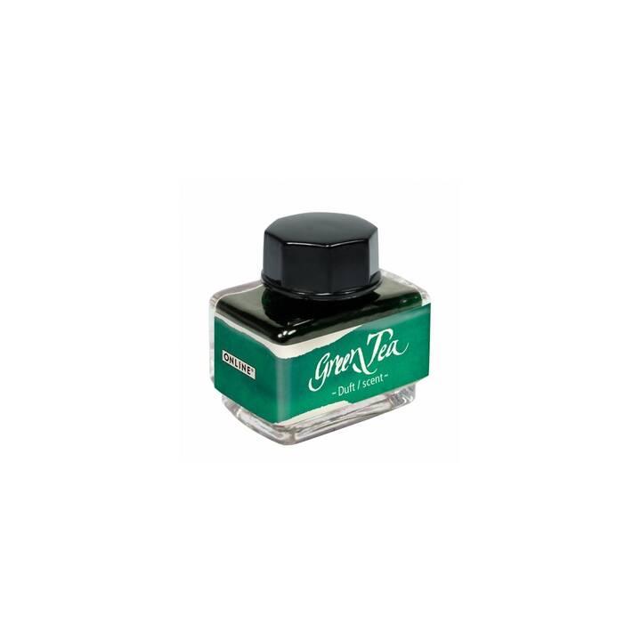 ONLINE Inchiostro (Verde, 15 ml)