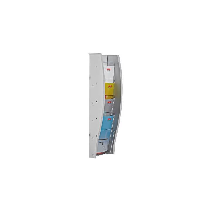 STYRO Wandprospekthalter A5