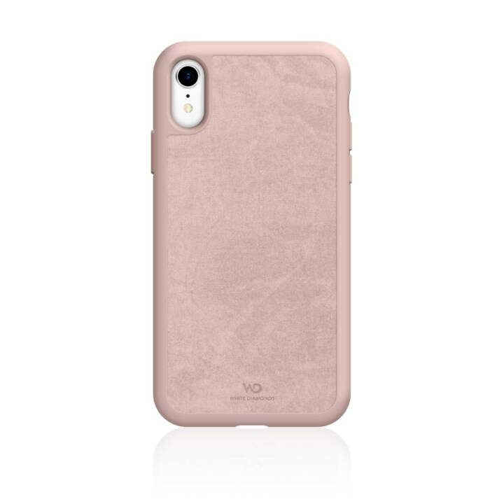 WHITE DIAMONDS Promise (Back Cover, iPhone XR, Coral)