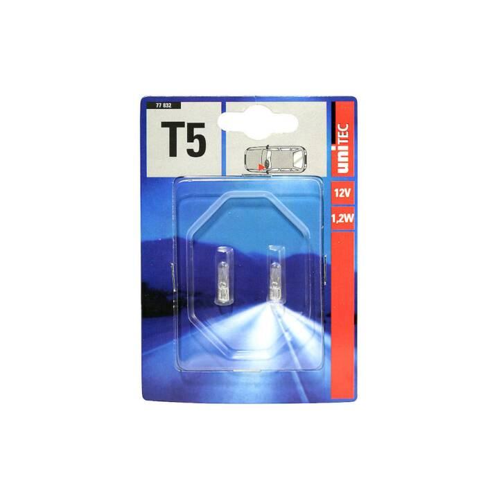 UNITEC lampe de voiture, T5