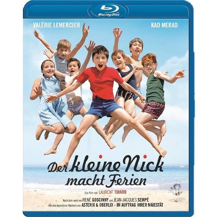 Der kleine Nick macht Ferien (DE, FR)