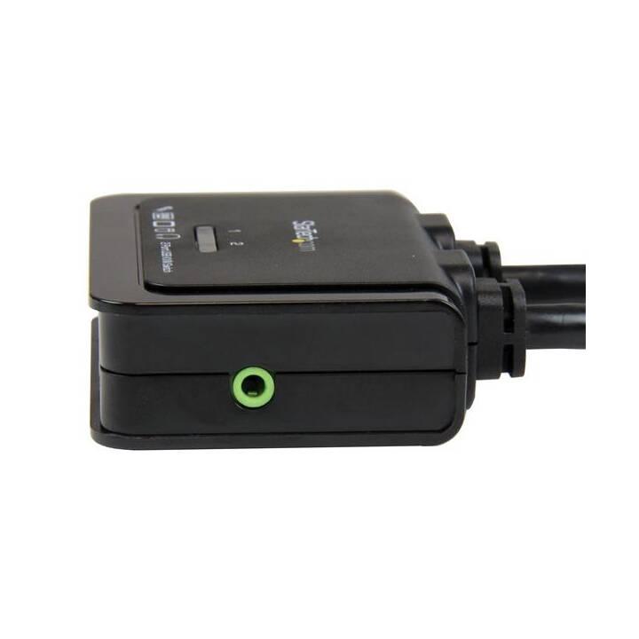 STARTECH.COM 2-Port USB / HDMI KVM Switch