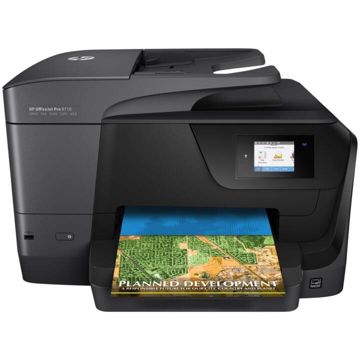 HP 8710 All-in-One