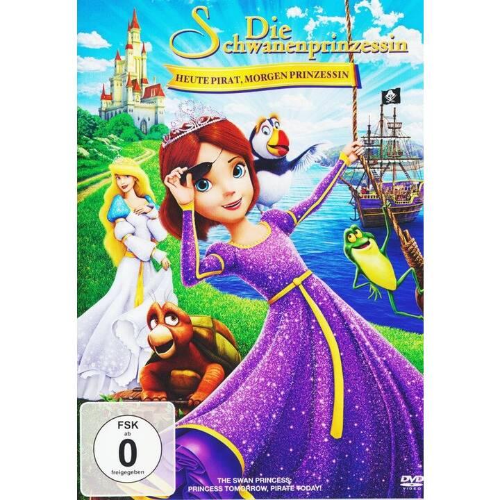 Die Schwanenprinzessin - Heute Pirat, morgen Prinzessin (DE, EN, AR, FR, NL, IT, TR)