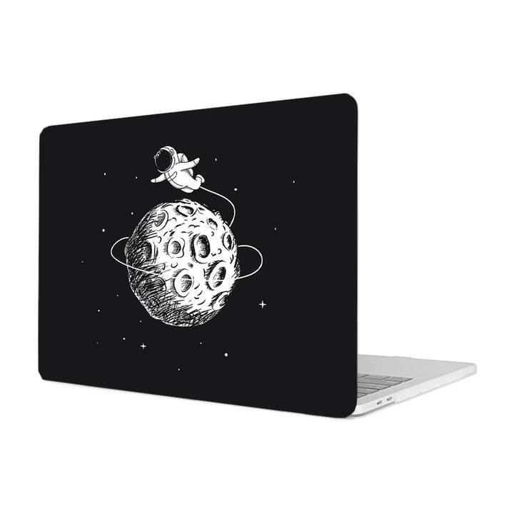 """EG MTT Cover per Macbook Pro 13"""" Touchbar (2016-2018) - Cartoon Astronaut"""