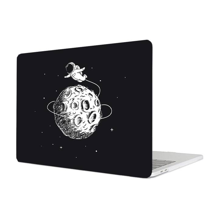 """EG MTT Cover per Macbook Pro 13"""" CD ROM (2008 - inizio 2012) - Cartoon Astronaut"""