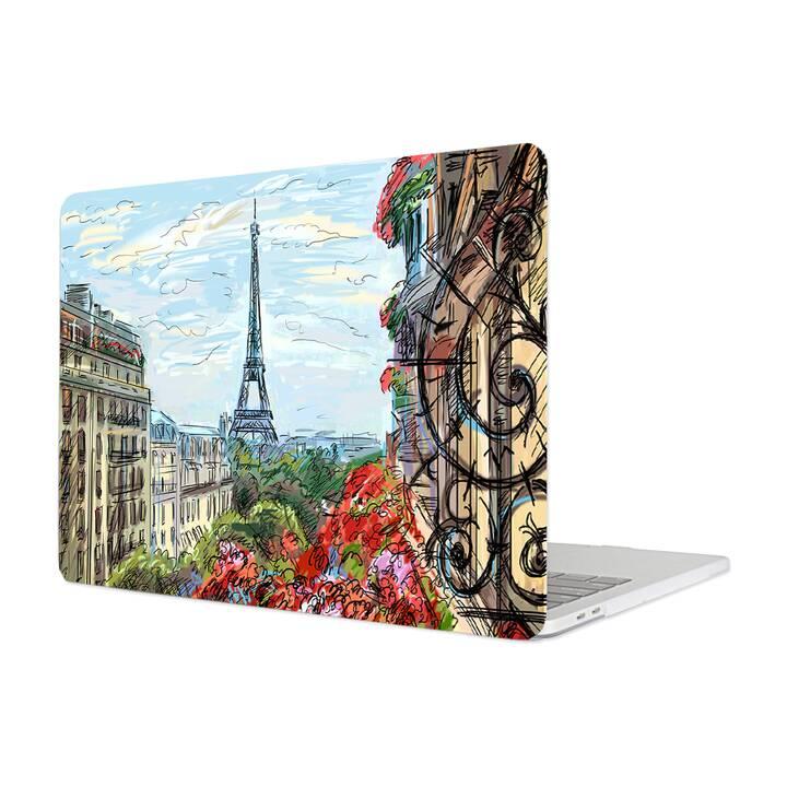 "EG MTT Cover für MacBook Air 11"" (2010/2011 - 2014/2015) - Sketch Paris"