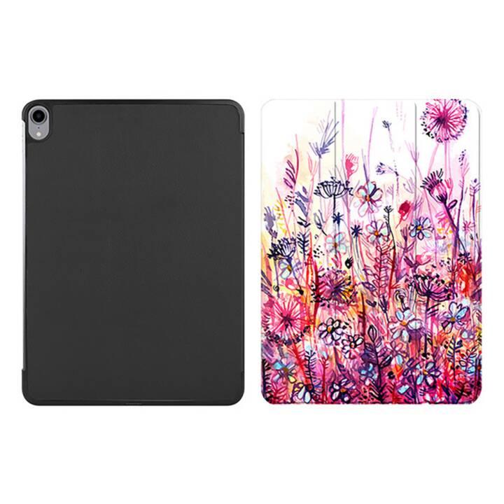 "EG MTT Custodia iPad per Apple iPad Pro 2018 11"" - Fiore rosa"