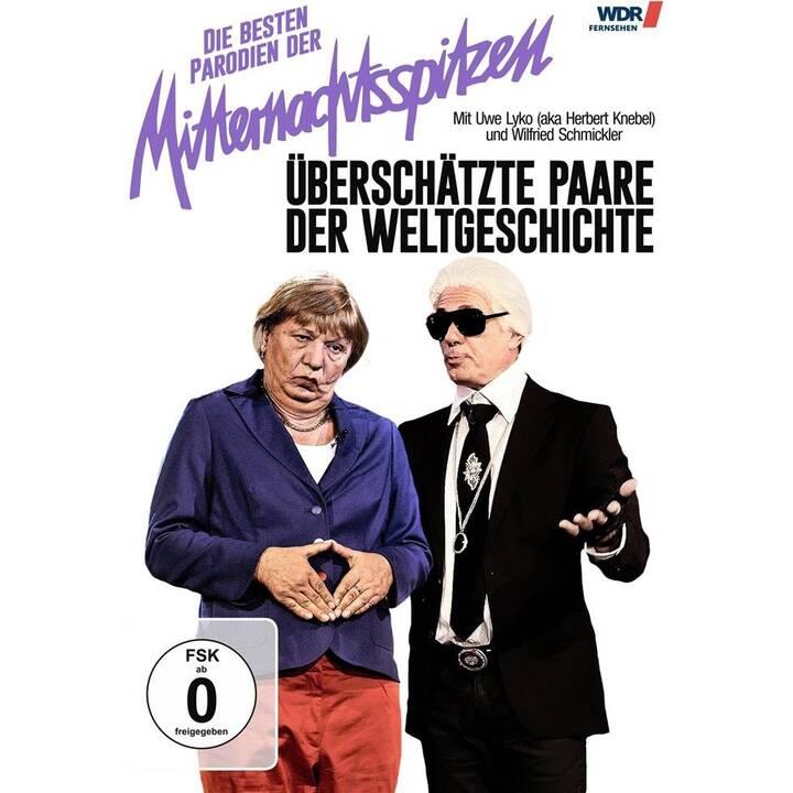 Mitternachtsspitzen - Best of - Überschätzte Paare der Weltgeschichte (DE)