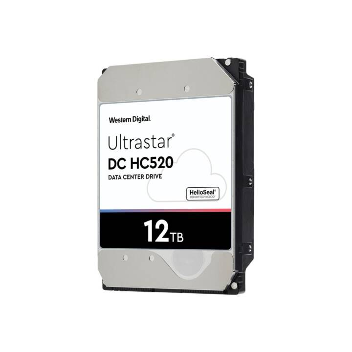 WD Ultrastar DC HC520 (SAS, 12 TB)