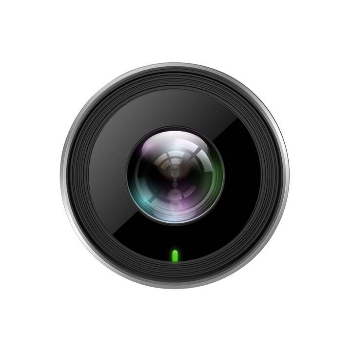 YEALINK UVC30 Room 4K Camera (8.51 MP, Argent, Noir)