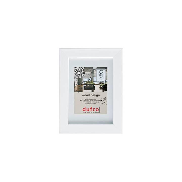 DUFCO  Signes de déco (21 cm x 15 cm, Blanc)