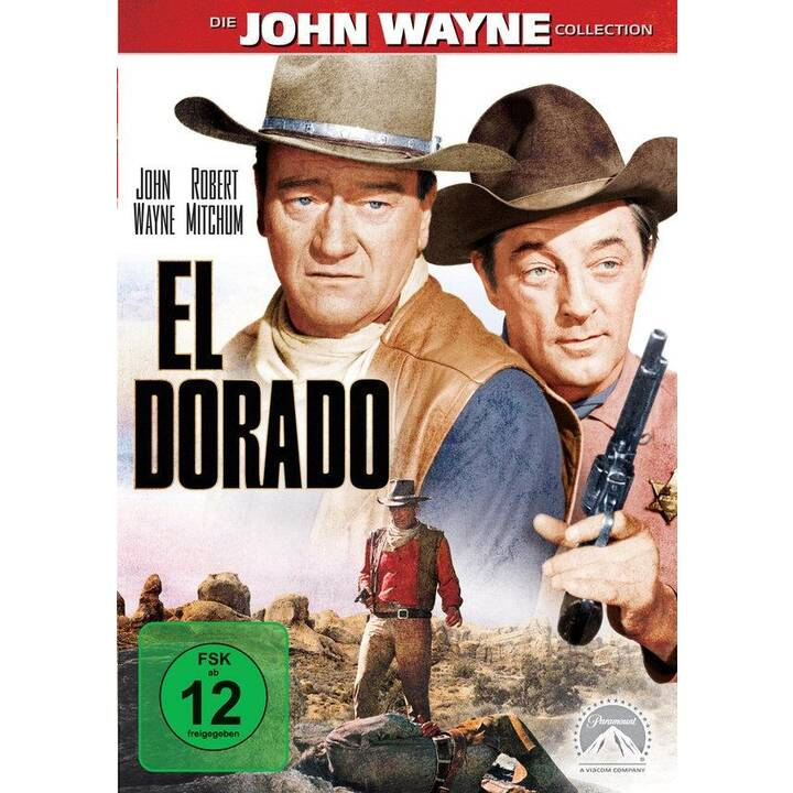 El Dorado (FR, DE, ES, IT, EN)