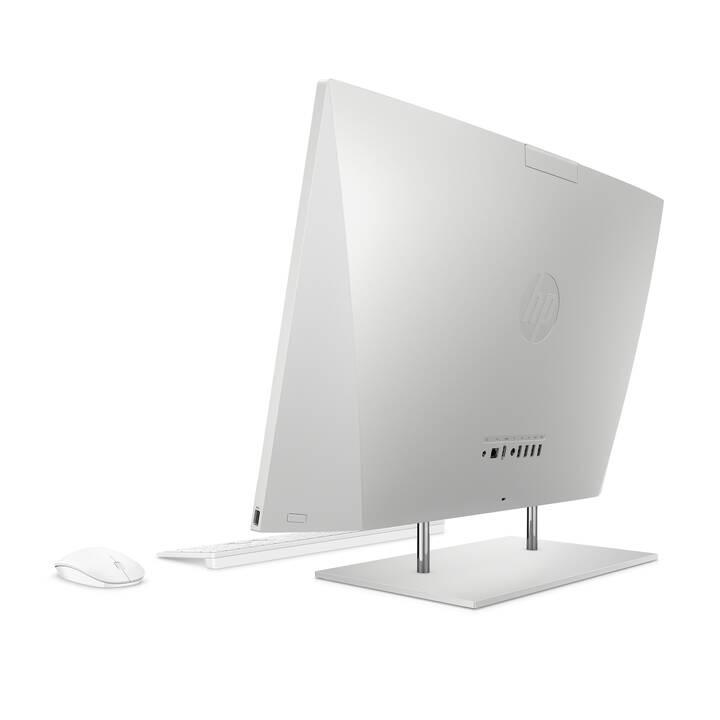 """HP All-in-One 27-dp1777nz (27"""", Intel Core i5 1135G7, 16 GB, 512 GB SSD, 1 TB HDD)"""