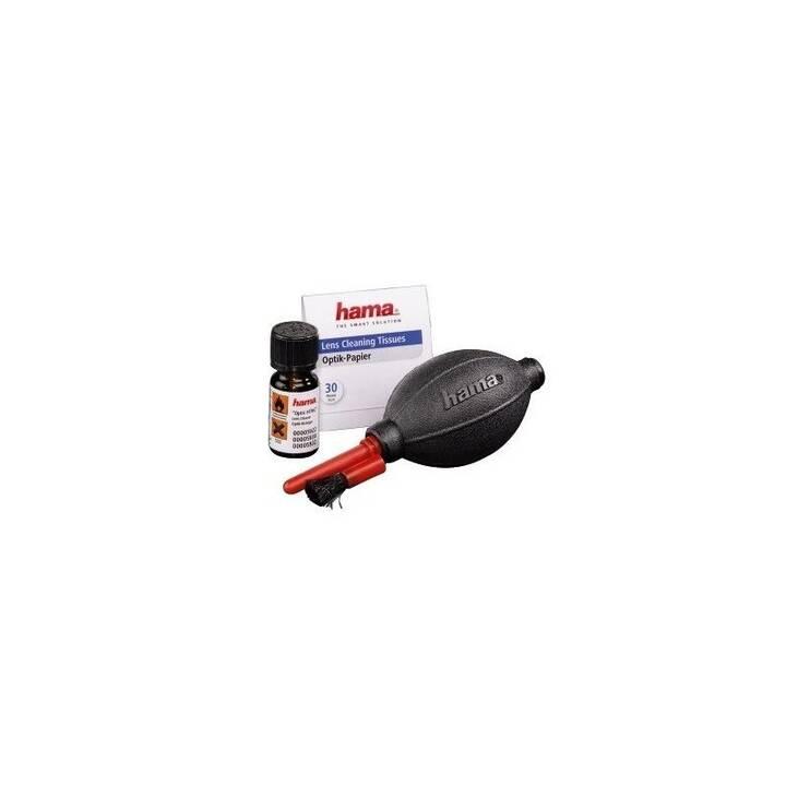 HAMA Optic HTMC Dust Ex Reinigung & Wartung (Schwarz)