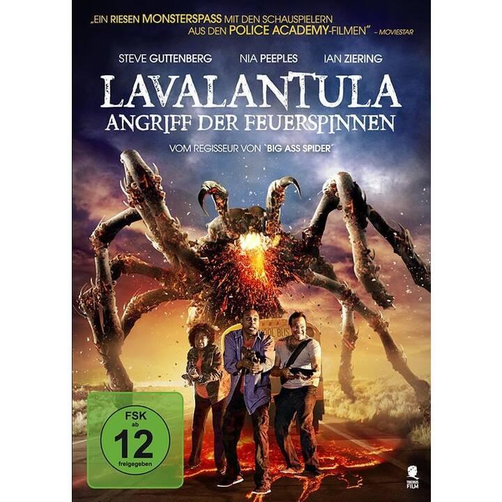 Lavalantula - Angriff der Feuerspinnen (DE, EN)